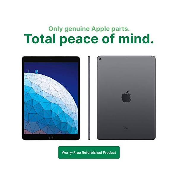 "Apple iPad Air | 10.5"" | 3rd GEN | WI-FI | 64GB | Grey | 2019 | (Renewed) 3"