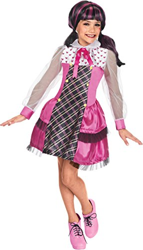 Rubie's Costume Monster High Draculaura Child Costume, Small]()