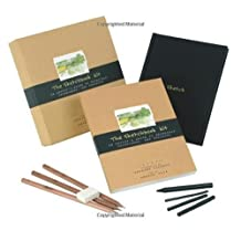 The Sketchbook Kit: The Artist's Guide to Materials, Techniques and Projects