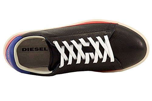 Diesel Men's Dyneckt S-Naptik Fashion Sneaker Black/Mazarine Blue eastbay for sale footlocker sale online Zurz698P5g