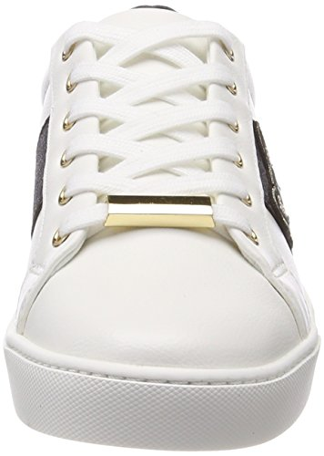 Femme Bright Leginiel Basses Sneakers ALDO Ii Blanc White HqtTwTXxU