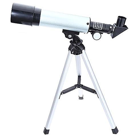 Astronomical Landscape Lens Single-tube Telescope Monocular Binoculars For Beginners Outer Space Spotting (90x Spotting Scope)