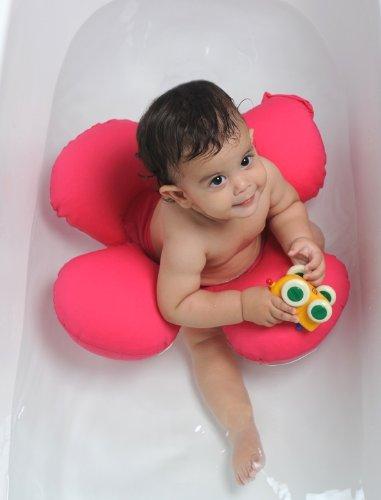 Papillon Nino Bebe Infantil Anillo Asiento De Bano Banera Rosa Rosa