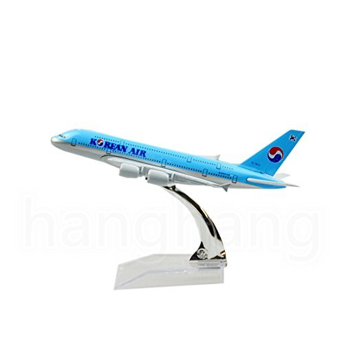 24-hours-korean-air-a380-plane-model-airplane-models-birthday-gift