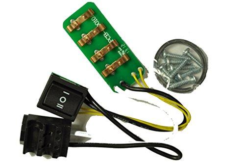 Plastiflex Hose Switch/Receptacle Assembly SHCBEZHR01, 170122, BI-3408