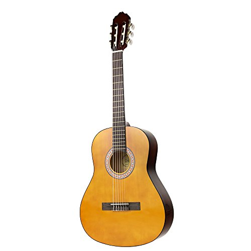 CNBLUE 3/4 Size Classical Acoustic Guitar 36 inch Nylon Strings Guitar for Beginners Kid Guitar - Image 2