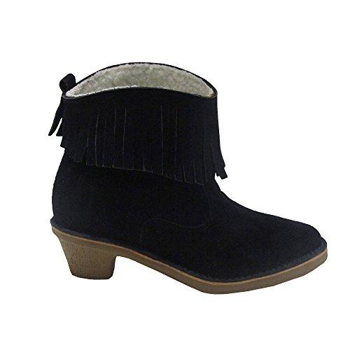 La Auténtica Women's Boots black Black Lyu8o