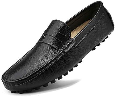 メンズ ドライビングシューズ ビジネスシューズ スリッポン デッキシューズ モカシンカジュアルシューズ ローファー 紳士靴 茶色 滑り止め 軽量 メンズシューズ 学生靴 彼氏 プレゼント男子幅広 通勤 夏 おしゃれ