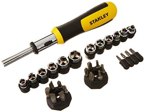 Standard Ratcheting Screwdriver Set of 54 - 1