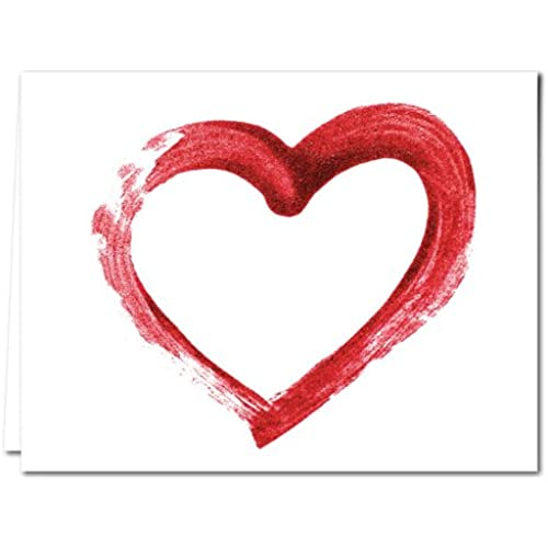Simply Love - 36 Blank Note Cards - Blank Cards - Red Envelopes Included Sales