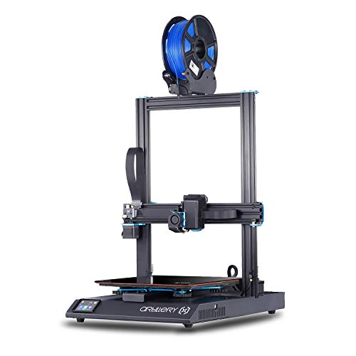 Artillery Sidewinder X1 3D Printer Kit Support Resume Printing Filament Runout Detection with Dual Z axis TFT Touch…