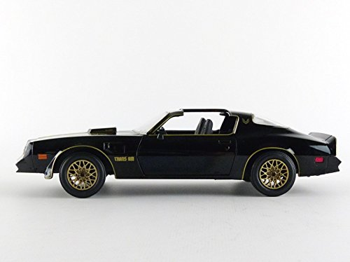 Greenlight 1:24 Smokey and the Bandit 1977 Pontiac Firebird Trans Am Die-Cast Vehicle (84013)