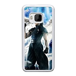 HTC One M9 Cell Phone Case White Zack Fair Final Fantasy AS7YD3559021