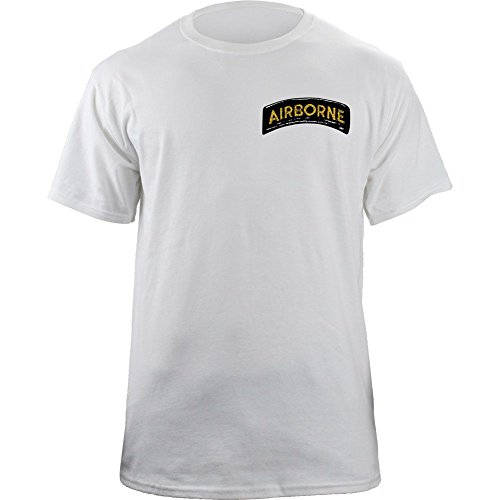 Vintage Historic Army Airborne Divisions Veteran T-Shirt (M, ()
