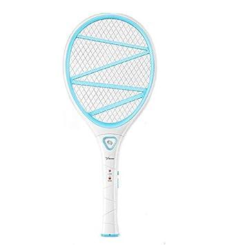 Electric Bug Zapper - Mosquito Swatter y Asesino de Insectos para Uso en Interiores y al