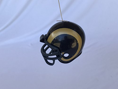 (Kansas Creations NFL Holiday Tree Ornaments (NFL Rams))