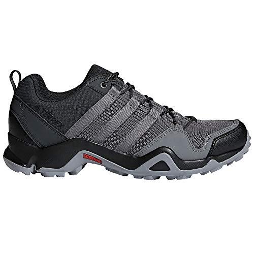 cheaper f5654 fd45d adidas outdoor Mens Terrex AX2R Shoe (12 - Carbon Grey Four Solar Slime