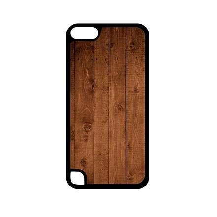 newest 43bb3 29fcb Amazon.com: Custom Humor Wood Print Plastic Protector Case for iPod ...