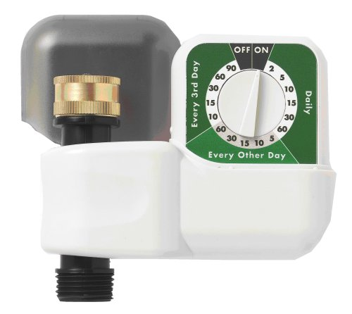 Orbit 62024 Single-Dial Hose Watering Digital Timer
