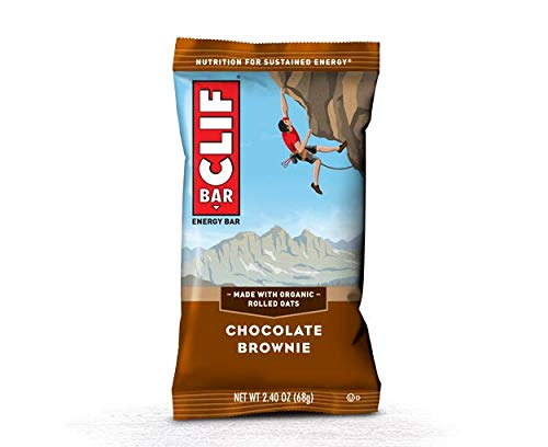 (Bulk Pack Protein Bars (Clif, Chocolate Brownie, 12-Pack))