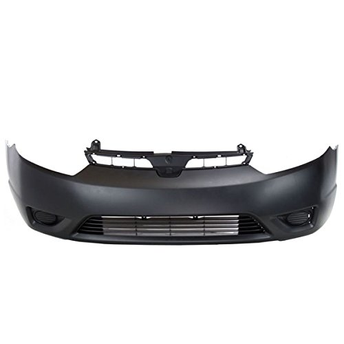 06 07 08 Civic Coupe Front Bumper Cover Assembly Primed HO1000237 04711SVAA90ZZ