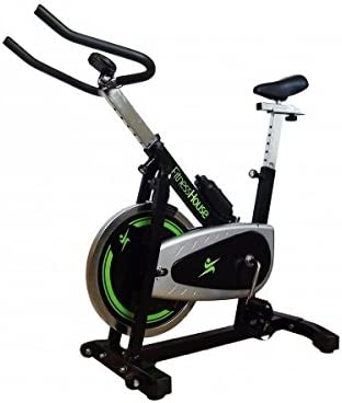 Fitness House Indoor Wizard 1.8 Bicicleta de Spinning, Unisex ...