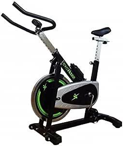 Fitness House Indoor Wizard 1.8 Bicicleta de Spinning, Unisex ...