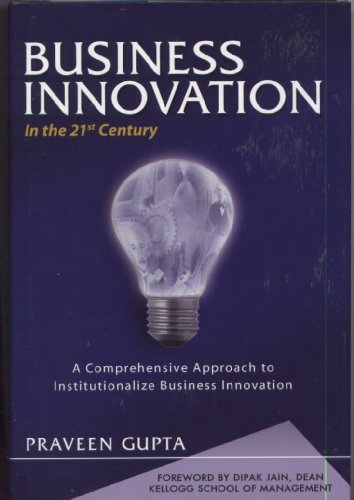 Download Business Innovation in the 21st Century ebook