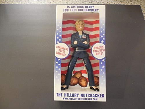 Hillary Clinton Nutcracker Cracks The Toughest Nuts (Except The Donald's)