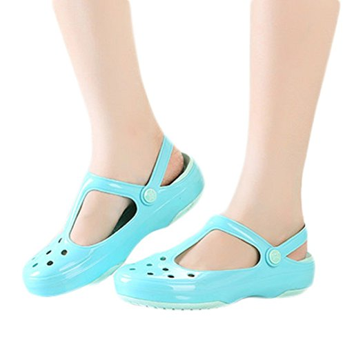 YABINA Summer T Strap Retro Sandals product image