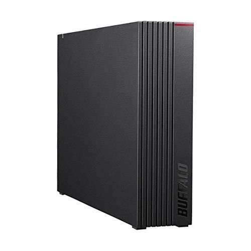 バッファローUSB3.1(Gen1)対応 AV向けドライブ採用 外付けHDD 2TB HD-LLD2.0U3-BKA 1台 AV デジモノ パソコン 周辺機器 HDD 14067381 [並行輸入品] B07MDF6SXM
