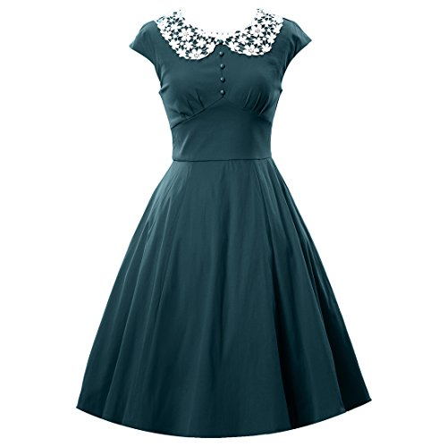 1940s ball gown dresses - 3