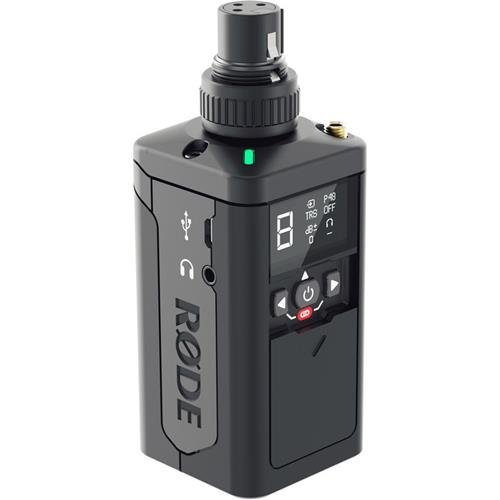 Rode RodeLink TX-XLR Wireless Plug-On XLR Transmitter by Rode