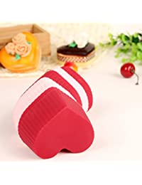 Win 6pcs Silicone Heart Shape Love Cake Cupcake Molds Pans Muffin Baking Mold Mould deal