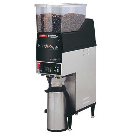 Amazon.com: grindmaster-cecilware gnb-20hq Grind n Brew ...