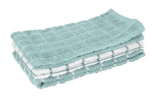 aqua dish towels - 4