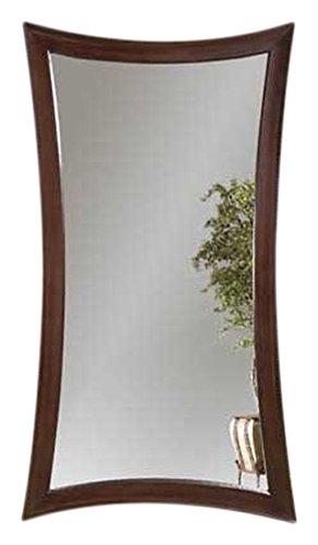 Bassett Mirror Hour Glass Leaner Mirror, -
