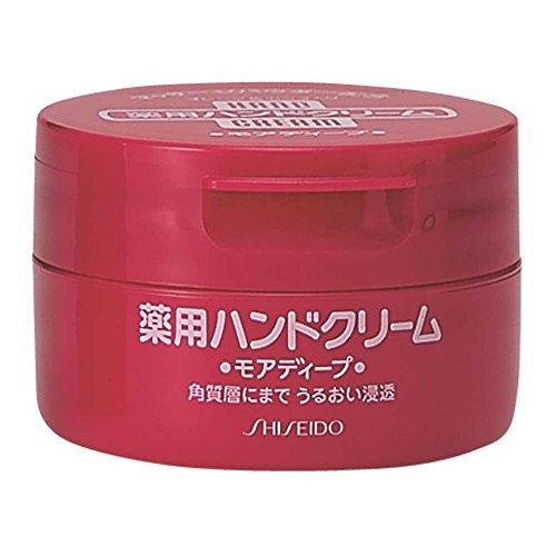 Shiseido Hand Cream, 1 Ounce