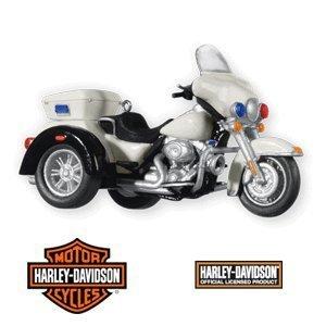 2009 Tri Glide Ultra Class Harley Davidson 2010 Hallmark Ornament - Hallmark Harley Davidson