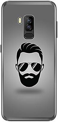 Tumundosmartphone Funda Gel TPU para BLUBOO S8 Plus diseño Barba ...