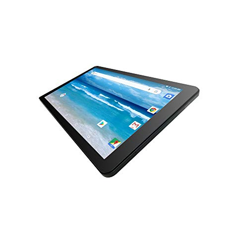 10 inch Android 8 1 HD Tablet by Azpen Quad Core Dual Cameras Bluetooth  Google Certified Play Store