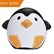 WILLTOO Slow Rising Squishies (WILLTOO-113947) 12CM Cute Penguins Cream Scented Decompression Kids Toys