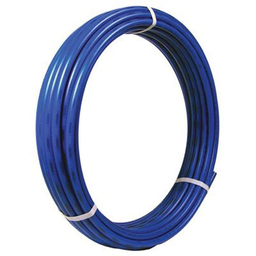 SharkBite PEX Pipe 1/2 Inch, Blue, Flexible Water Pipe Tubing, Potable Water, Push-to-Connect Plumbing Fittings, U860B300, 300 Foot Coil