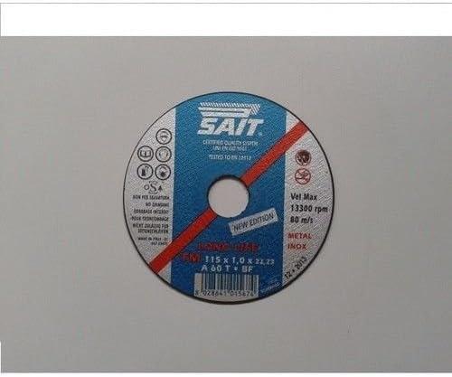 DISCO METAL A60T TM 115x1,0 SAIT