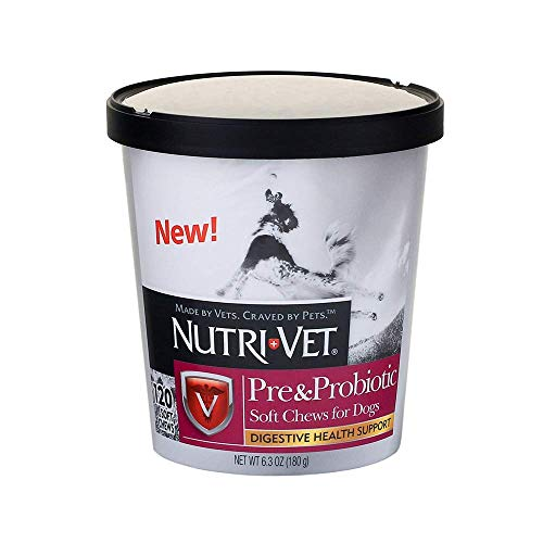 Nutri-Vet Pre and Probiotic