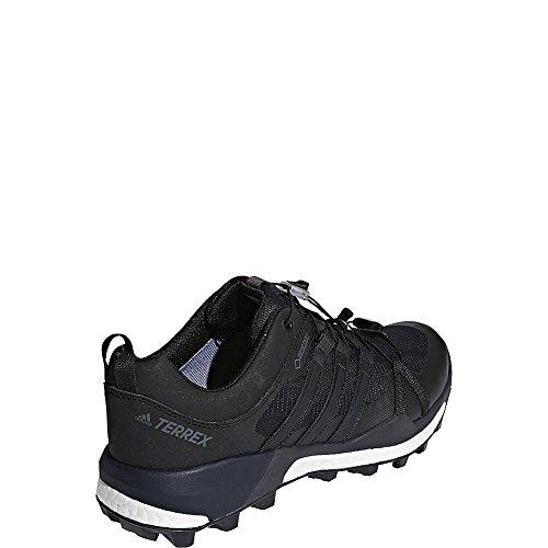 Scarpa Adidas Per Esterno In Terrex Skychaser Gtx Nero / Nero / Carbonio