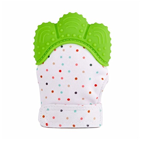 Babe Tooth (D.berite Child Care Teether Baby Teeth Glove Teething Silicone Tool Babe Mother Infant)