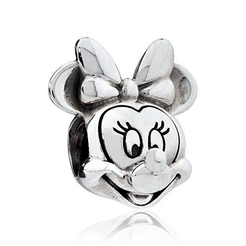 Disney Minnie Mouse Charm - Pandora Disney Minnie Portrait Silver Charm 791587