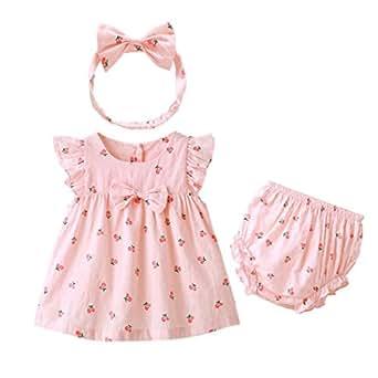 Amazon.com: Kanodan Baby Girl Summer Dress Outfit Short