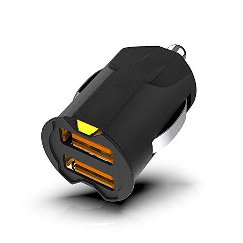 Más pequeño Mini USB Adaptador de cargador de coche 2A Coche